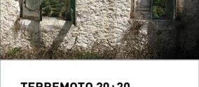 TERREMOTO 20+20. RICORDARE PER RICOSTRUIRE