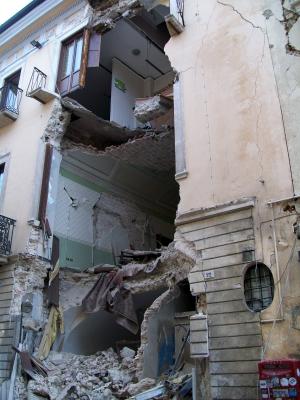 Via Roma, L'Aquila