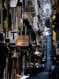 L'ora scura. Napoli raccontata da una storia inedita/I Parte