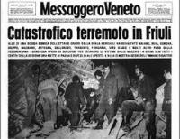 Quarant'anni fa il terremoto in Friuli