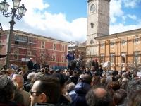 Piazza Palazzo, L'Aquila