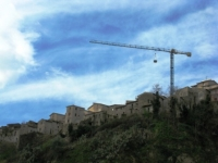 Parco a ruderi di Auletta (Sa): il fotoracconto trent'anni dopo