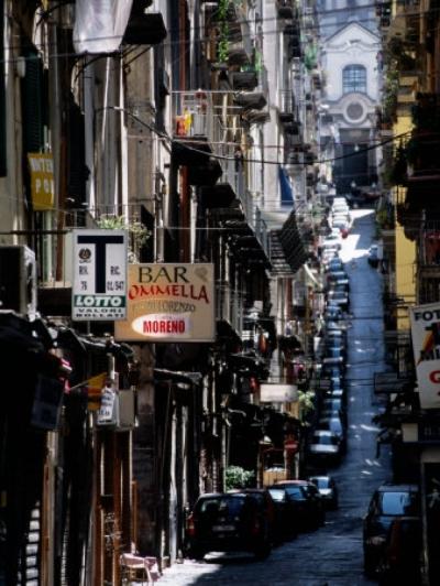 L'ora scura. Napoli raccontata da una storia inedita - ultima parte